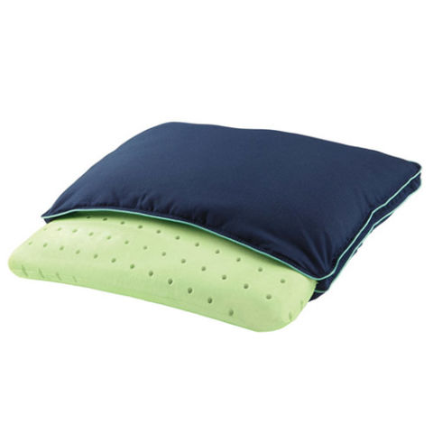 Brookstone BioSense Travel Pillow