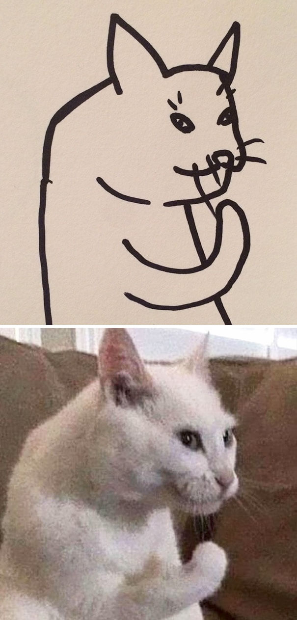 cat painting 9