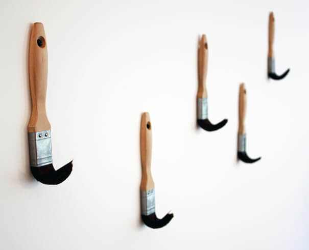Cool Hooks 20 cool wall hooks that are so creative they could pass as art