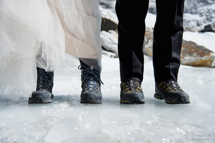 couple gets married on mount everest 3 (1)