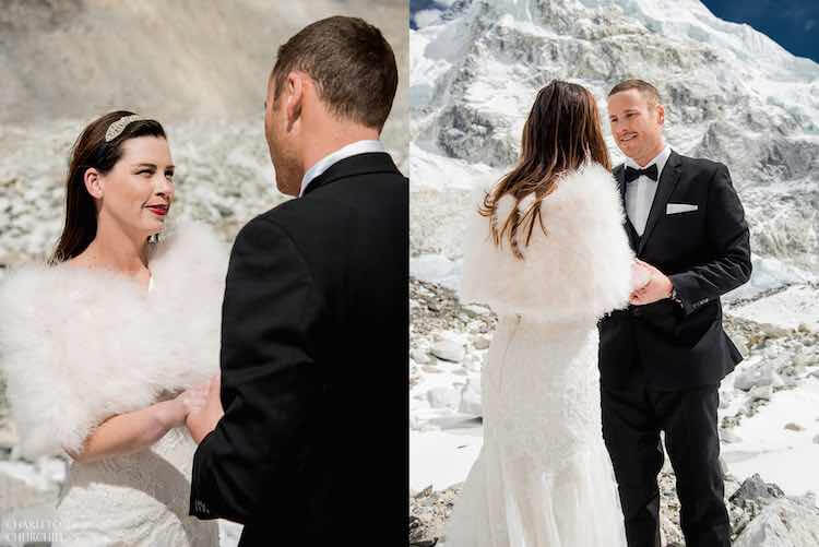 couple gets married on mount everest 5 (1)