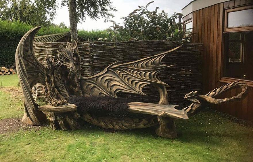 dragon bench chainsaw igor loskutow (1)