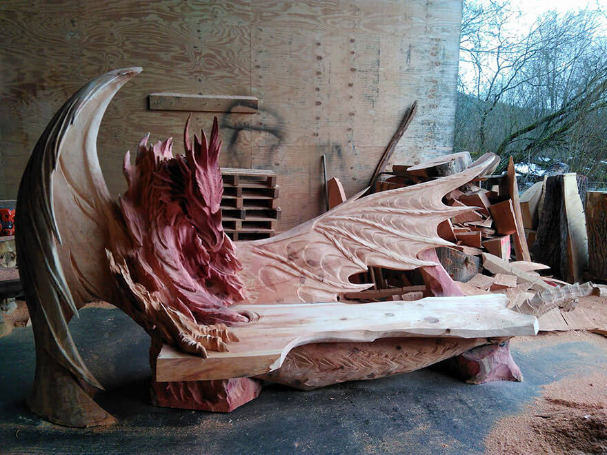 dragon bench chainsaw igor loskutow 4 (1)