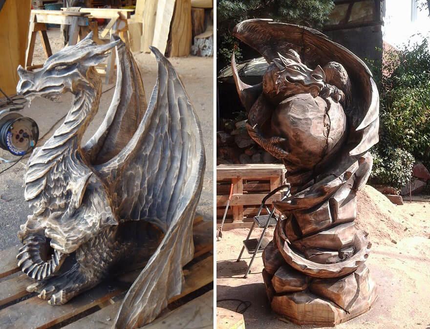 dragon bench chainsaw igor loskutow 8 (1)