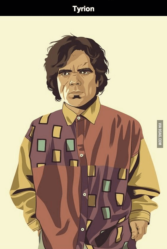 game of thrones characters wearing 90s clothes 8 (1)