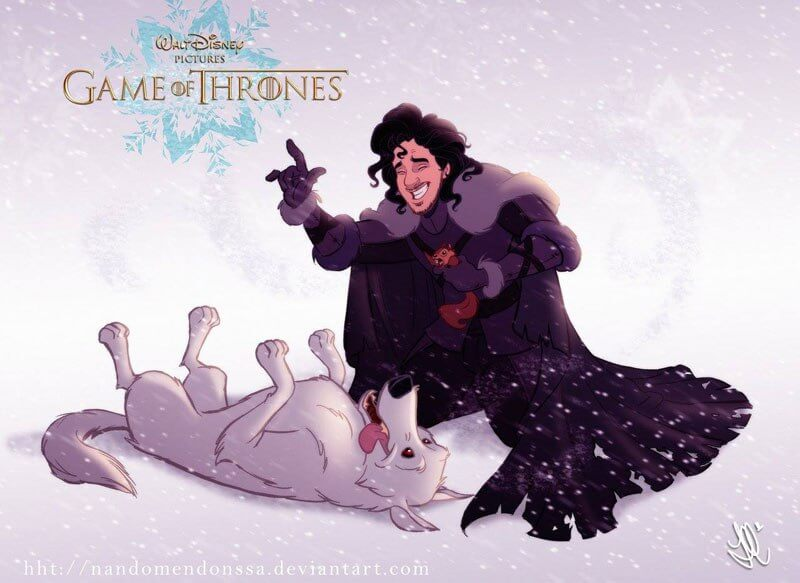 if game of thrones made by disney (1)