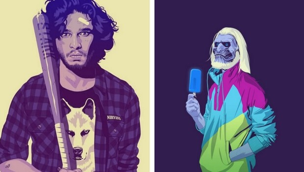 if game of thrones wear 90s clothes feat (1)