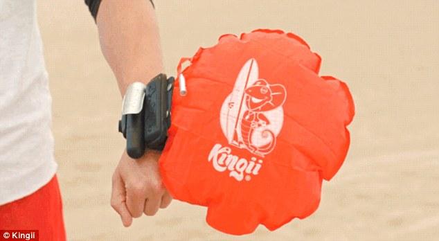 inflatable bracelet kinji (1)