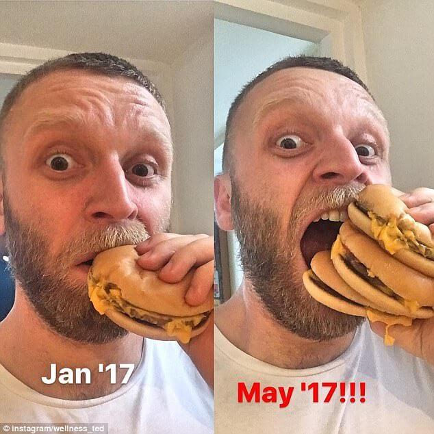 man mocks girlfriend instagram fitness photos 9 (1)