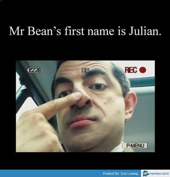 mr bean pics 5