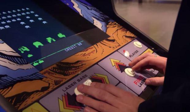 pac man arcade machines charity boxes 3