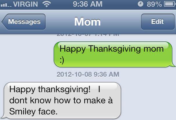 parents funny text 16