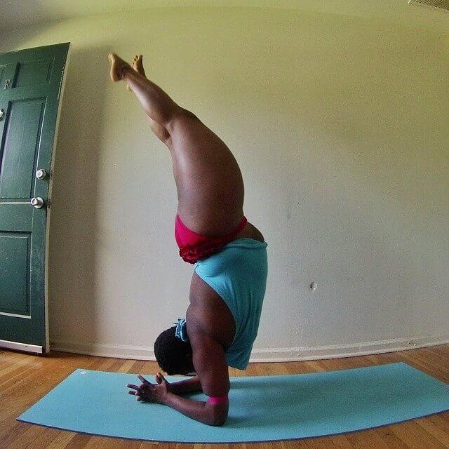 plus size yoga instructor 9 (1)