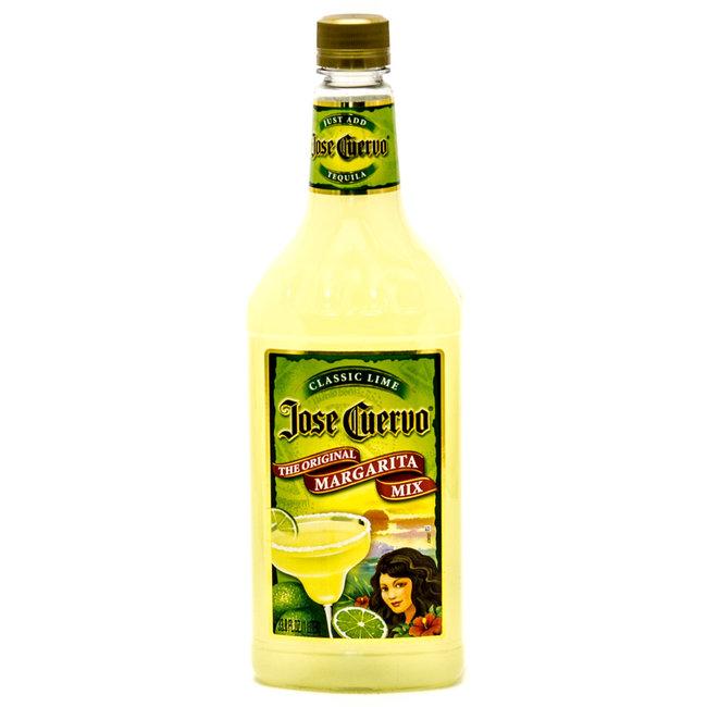Jose Cuervo The Original Margarita Mix Classic Lime 33.8fl oz
