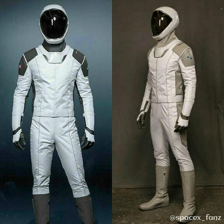 Space Clothes  TV Tropes
