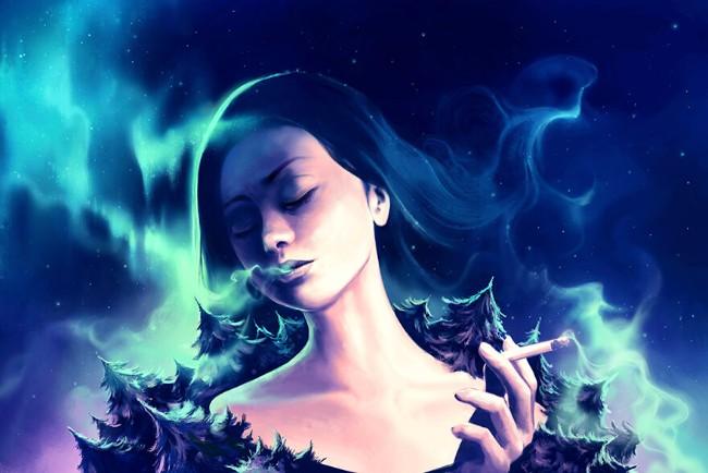 strange fantasy art 49