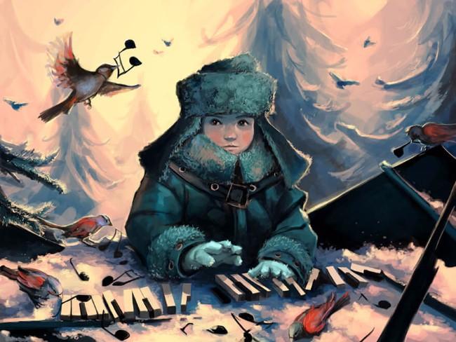 strange fantasy art 51