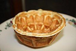 waffle bowl maker 9