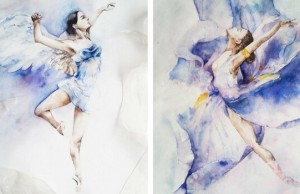 watercolor ballerinas feat (1)