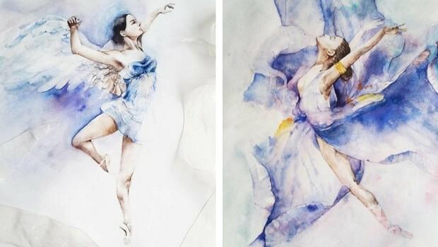 watercolor ballerinas feat (1)