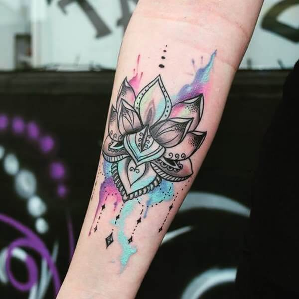 watercolor tattoos 26
