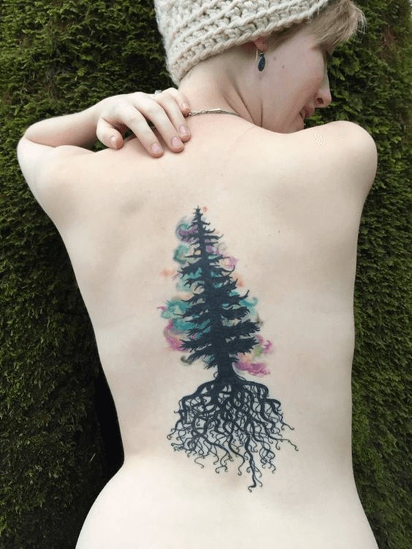 water color tattoo 3