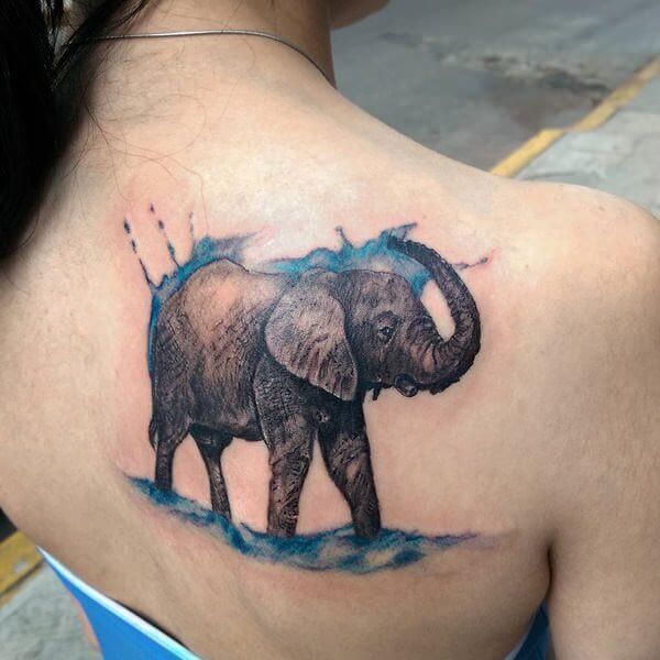 water based color tattoo 33