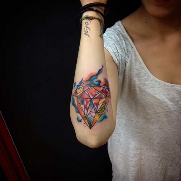 water based color tattoo 35
