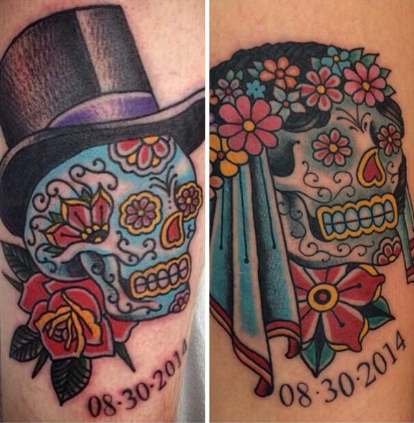 wedding tattoo designs 36 (1)