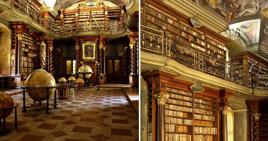 worlds most beautiful library klementinum library 3 (1)