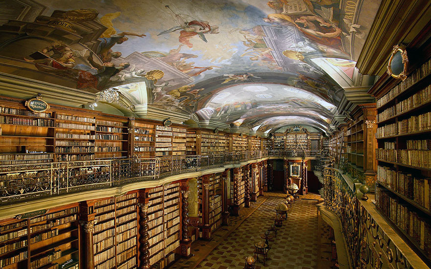 worlds most beautiful library klementinum library 5 (1)