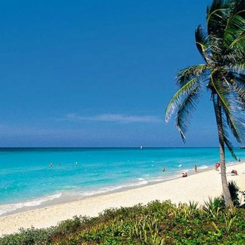 Guardalavaca - awesome beaches in Cuba