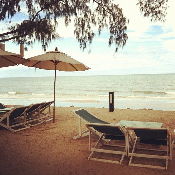 Best Beaches in Bangkok list #5 Cha-Am Beach