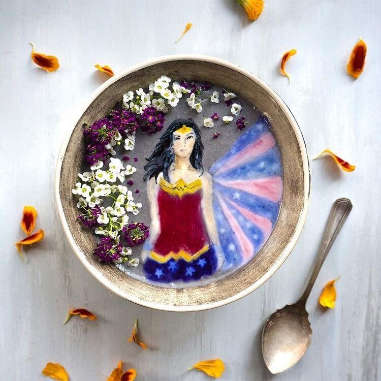 Beautiful Art on Smoothie Bowls 11 (1)
