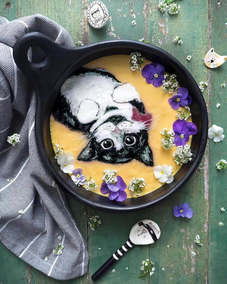 Beautiful Art on Smoothie Bowls 15 (1)
