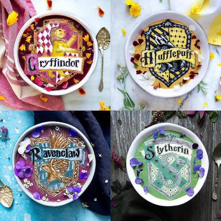 Beautiful Art on Smoothie Bowls 18 (1)