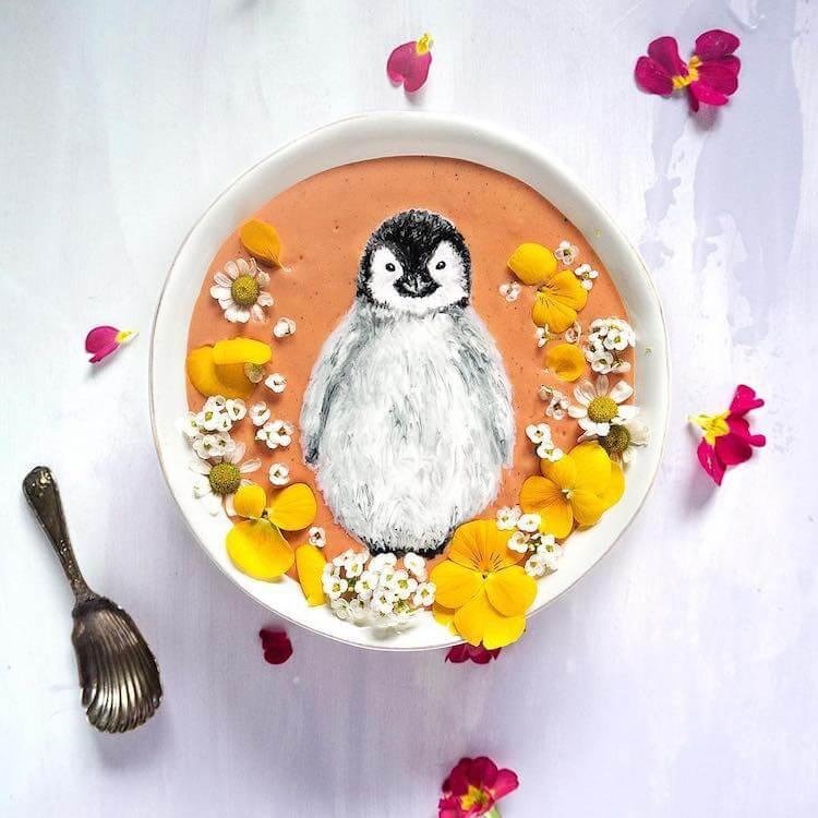 Beautiful Art on Smoothie Bowls 3 (1)