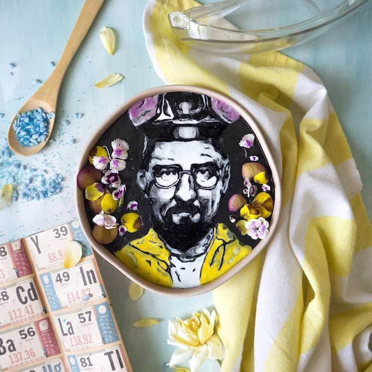 Beautiful Art on Smoothie Bowls 9 (1)