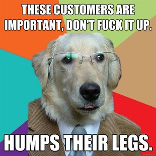 Business doggy Meme 13