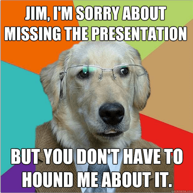 Business Dog puns 9 (1)