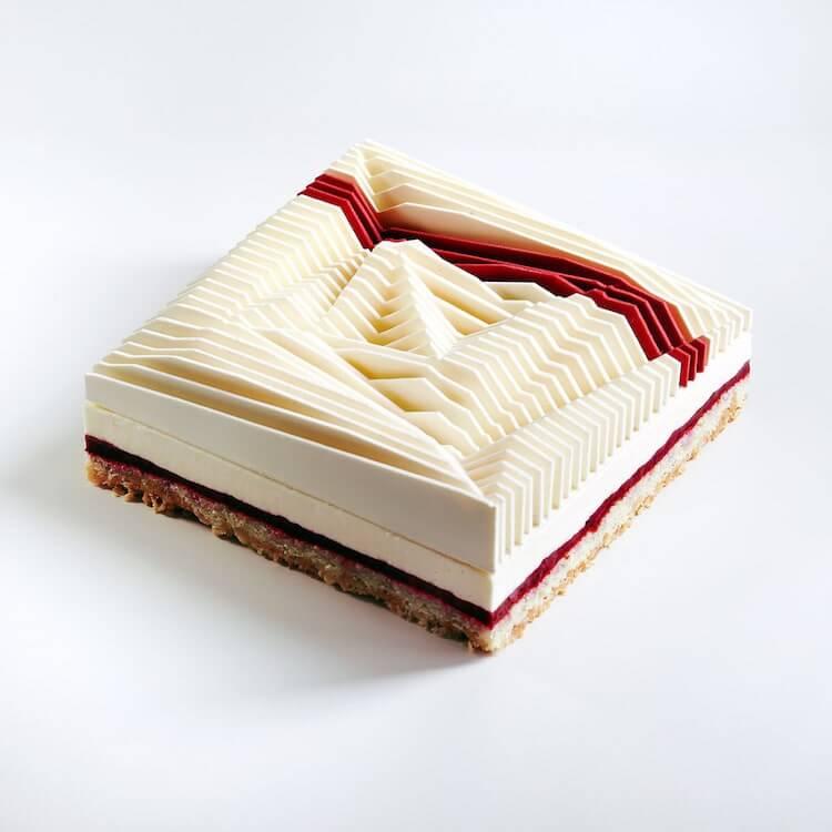 Dinara Kasko geometrical cakes 6 (1)