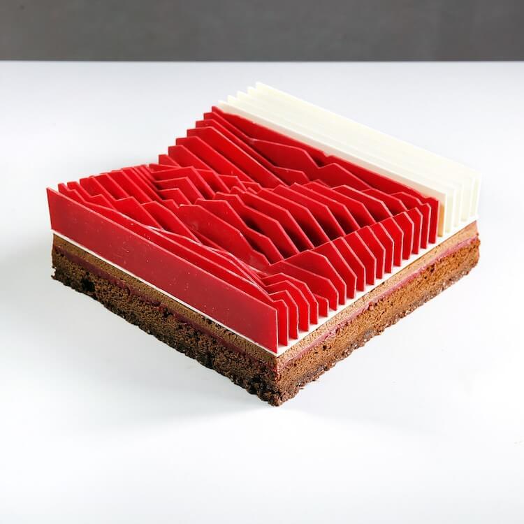 Dinara Kasko geometrical cakes 7 (1)