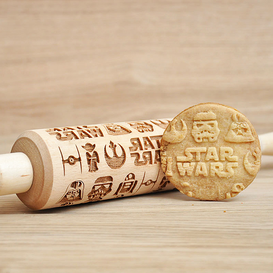 Custom Engraved Rolling Pin