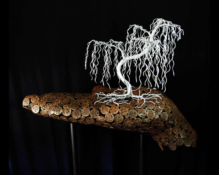 Georgie Poulariani welted sculptures 4 (1)