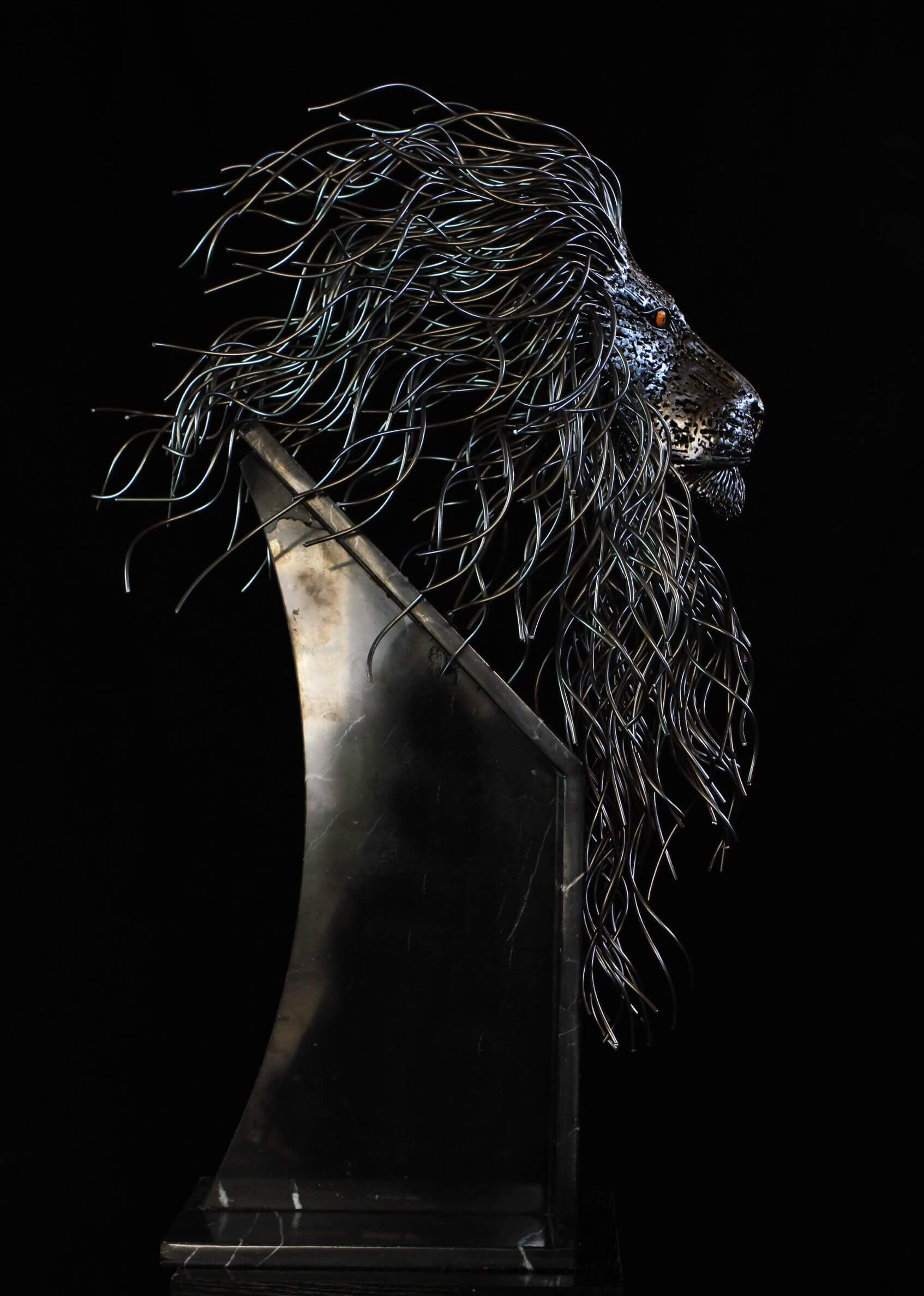 Georgie Poulariani welted sculptures 5 (1)
