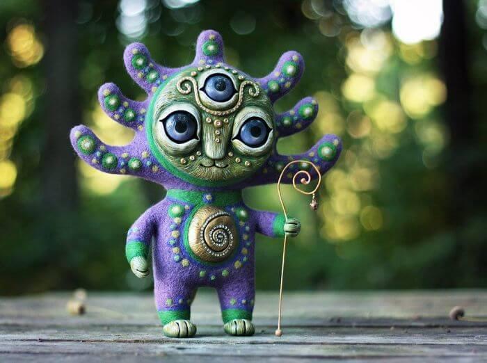 Maryana Kopylova cute creatures 10 (1)