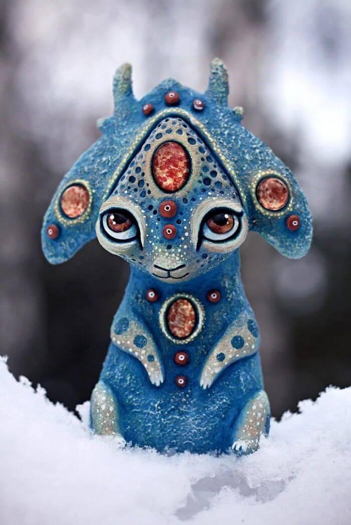 Maryana Kopylova cute creatures 11 (1)