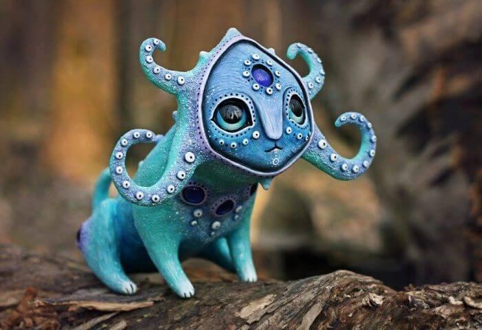 Maryana Kopylova cute creatures 13 (1)