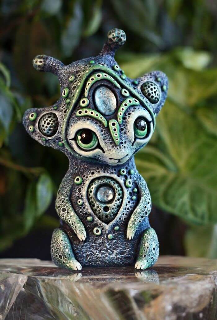 Maryana Kopylova cute creatures 14 (1)