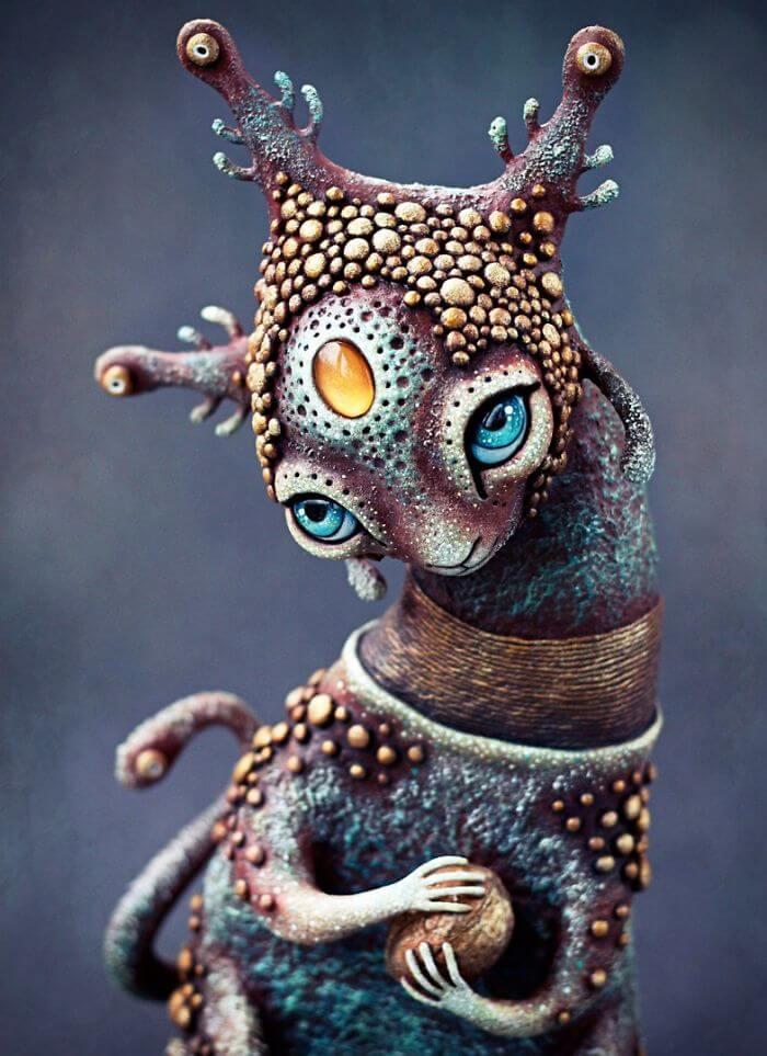 Maryana Kopylova cute mythical creatures 2 (1)